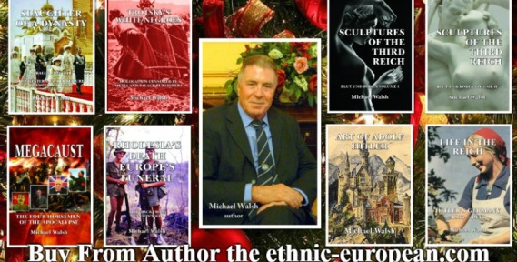 BUY FROM AUTHOR – MICHAEL WALSH QUALITY BOOKS