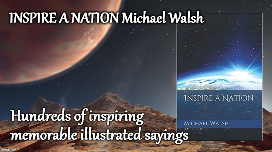 Inspire a Nation 1 Book Meme