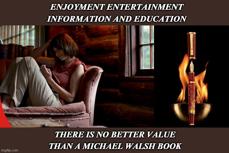 ! ! Entertainment, education no better value than a MW book