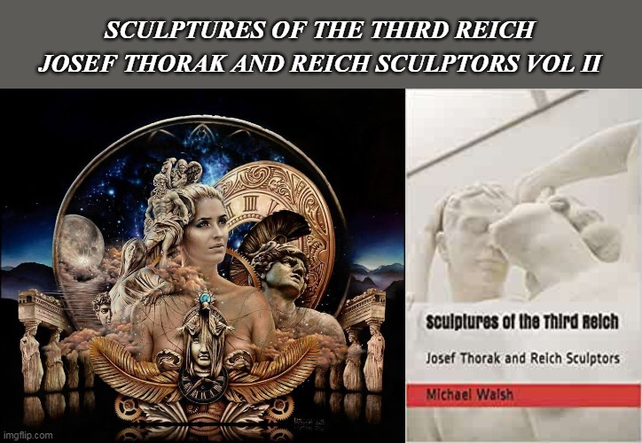 Sculptures of the 3rd Reich Vol II